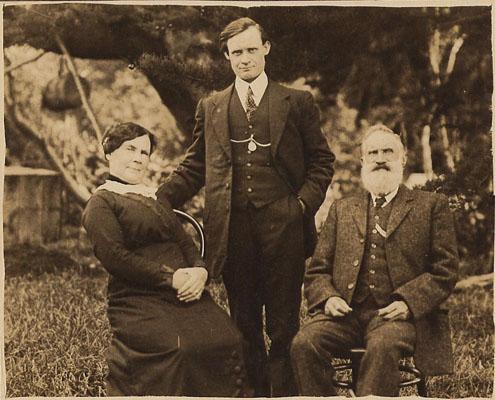 Matilda and Ned Strudwicke